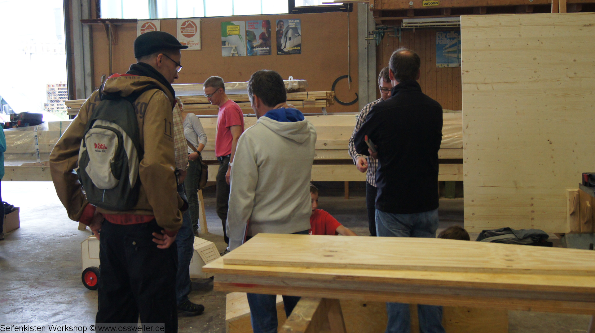 Ossweiler Seifenkisten Workshop 2016 007