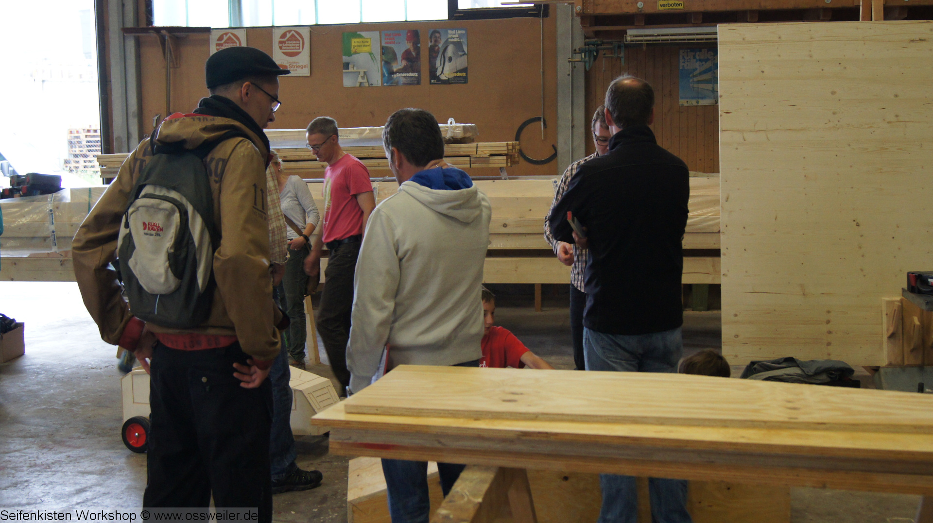 Ossweiler Seifenkisten Workshop 2016 008