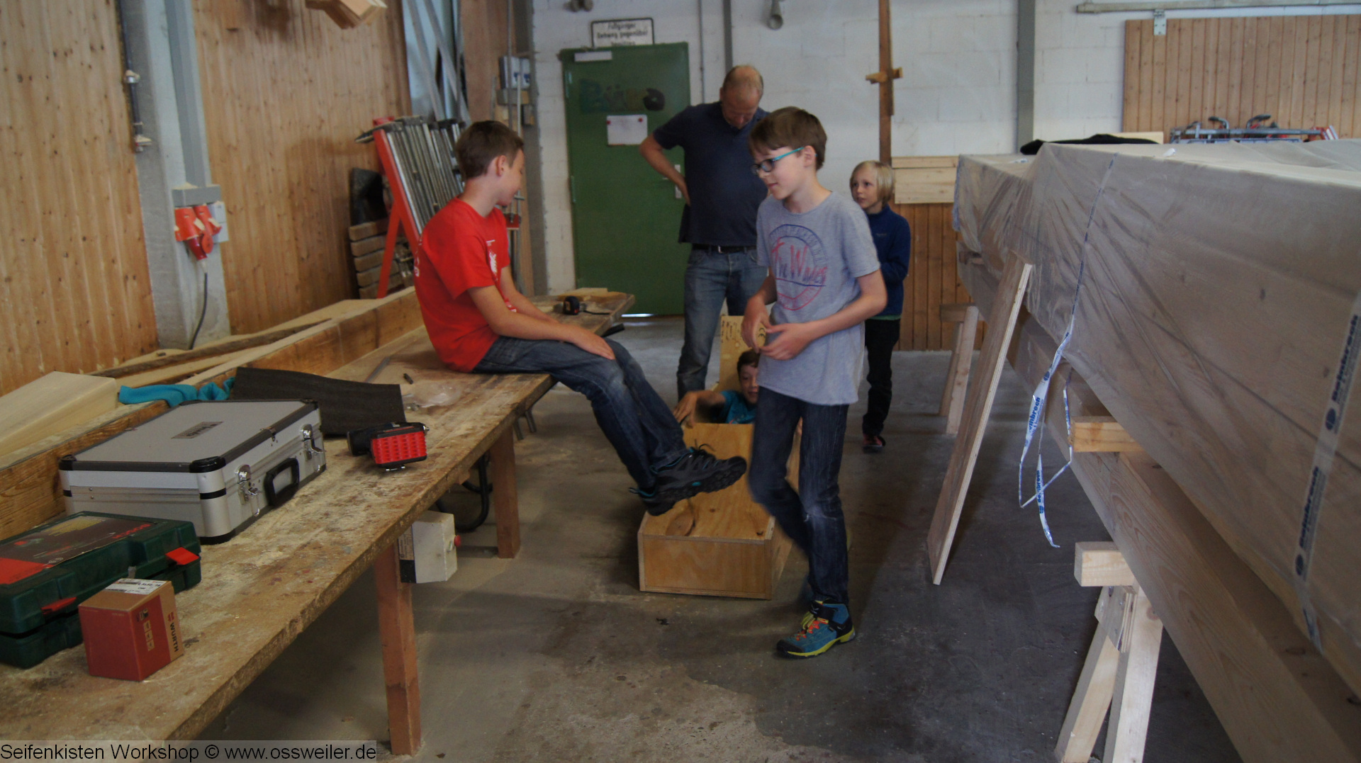 Ossweiler Seifenkisten Workshop 2016 105