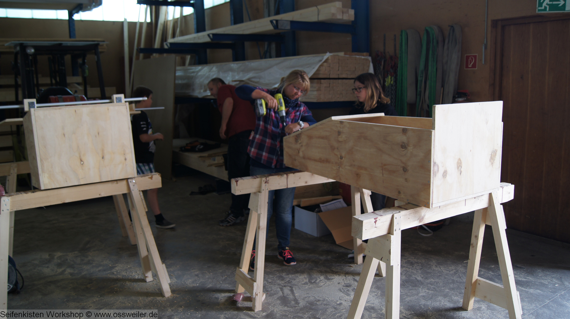 Ossweiler Seifenkisten Workshop 2016 132